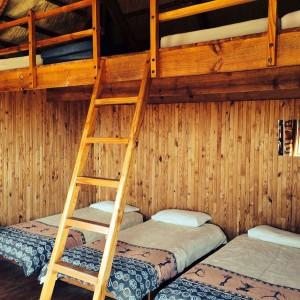 ELH Cabin inside